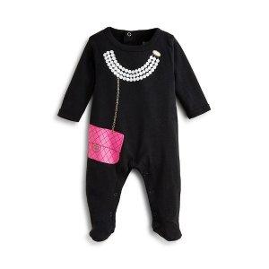 女婴包臀衫