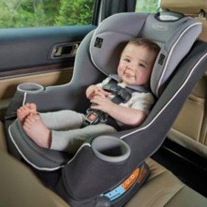 低至6折+额外7.5折Graco官网 儿童产品大促 $127.49收高性价比双向安全座椅