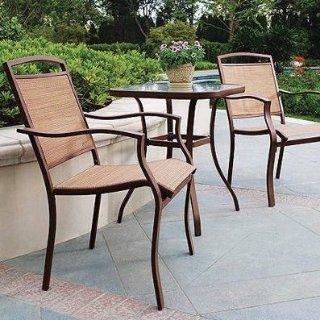 $67.99Mainstays 庭院阳台沙滩户外椅3件套