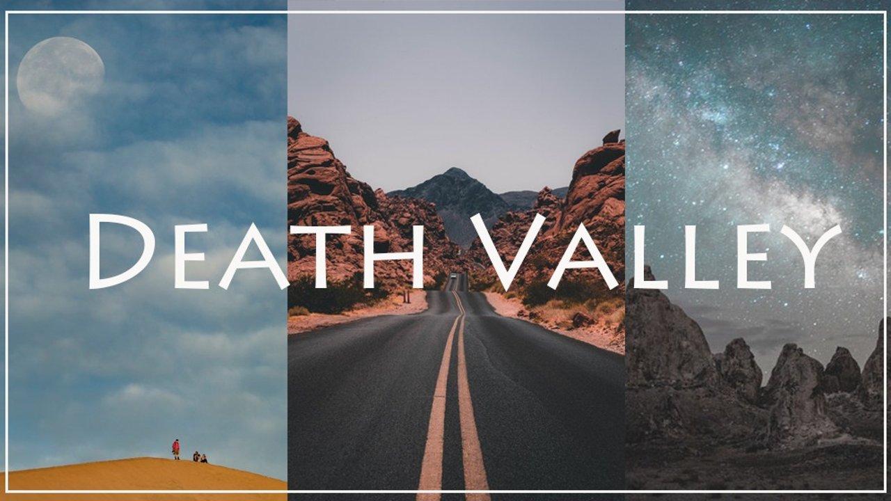 死亡谷国家公园Death Valley旅游攻略,门票、住宿、交通、必去景点推荐