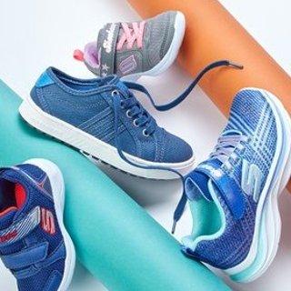 5折起Skechers 儿童运动鞋促销 超多漂亮女童鞋