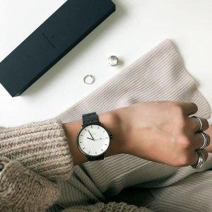 2020红点设计大奖Nordgreen 北欧4大轻奢腕表 每块表都将参与社会捐赠哟