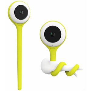 LollipopSmart Baby Camera Monitor - Pistachio
