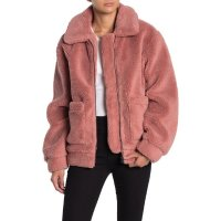 Elodie Faux Shearling 泰迪外套