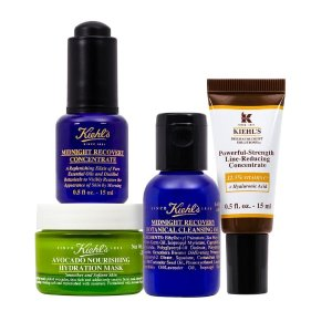 From $18New Arrivals: Kiehl's Skincare Set