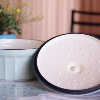 众测   第一次接触珐琅铸铁锅-你值得拥有的北鼎珐琅铸铁锅💕