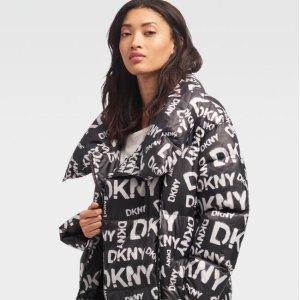清仓区额外7折DKNY 精美服饰外套折上折热卖