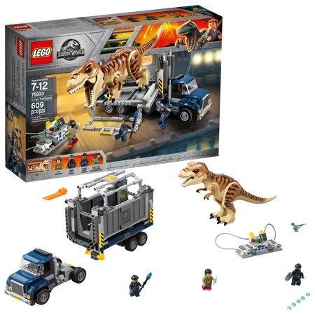 侏罗纪世界  T. rex Transport 75933