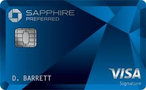 80,000 bonus pointsChase Sapphire Preferred® Card