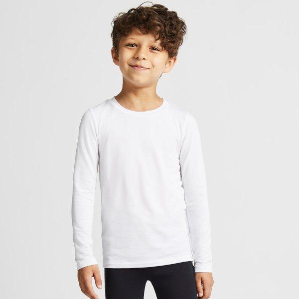 HEATTECH 超暖长袖T恤,多色选
