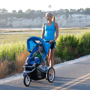 $159Joovy Zoom 360 Ultralight Jogging Stroller - Blueberry
