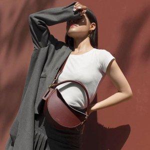 最高减£400 £425收封面新款包包Yuzefi 小众时尚品牌热促中 轻松 get 时尚博主同款