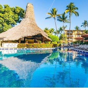 $659起6晚墨西哥巴亚尔塔港一价全包机票+酒店套餐 入住Hacienda Buenaventura酒店