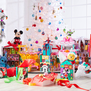 Ending Soon: Extra 25% Offwith $100+ Holiday Clothes, Decors and More @ shopDisney