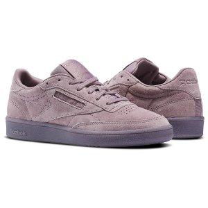 最高额外7.5折CLASSICS Club C 85 Lace 运动鞋(2色)