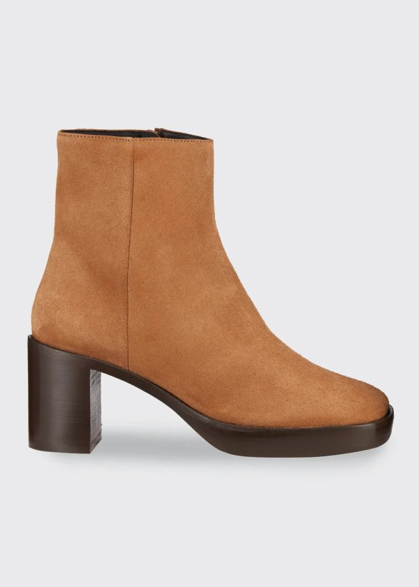 Ellen Suede 短靴
