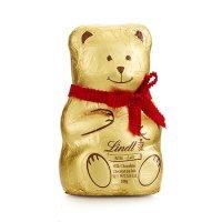 Lindt 小熊造型牛奶巧克力 3.5 oz