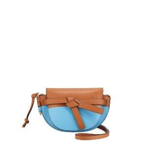 LoeweGate Mini Colorblock Crossbody Bag