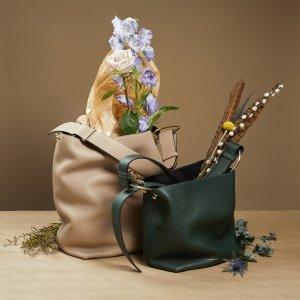 £395起 最新款式 小巧又实用Strathberry 水桶包Lana系列上新款 由创始人童年昵称命名