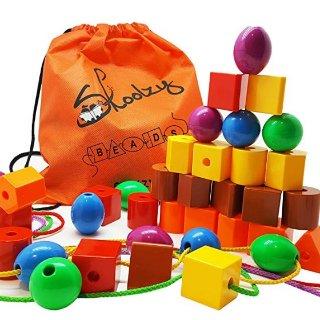 低至$11.97史低价:Skoolzy 儿童STEM益智玩具,融入蒙特梭利教玩理念