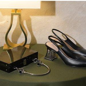 正价商品2件8折+免邮 仙女必备独家:PEDRO Shoes官网 全场包包美鞋大促