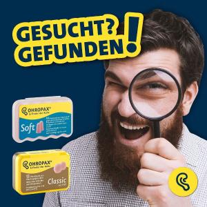 低至€2.59收5对德国 OHROPAX 降噪耳塞 隔音安睡法宝 多规格可选