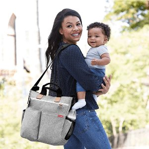 Up to 35% off + Free ShippingDuo Diaper Bag Deal Day @SkipHop