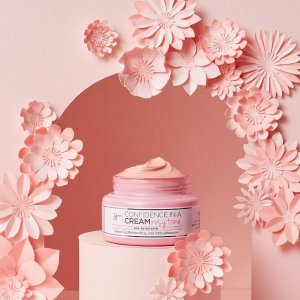it COSMETICS含玫瑰精华,可再生肌肤、温和去角质保湿霜 60ml