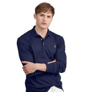 额外7折 Cole Haan运动鞋$49Macys 男士时尚专场 Ralph Lauren Polo衫$36 Lacoste T恤$42