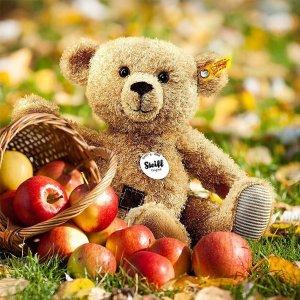 €20收18cm毛绒泰迪熊Steiff 可可爱爱泰迪熊专场 萌到心融化 每个女孩都想拥有的玩偶