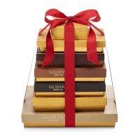 Godiva 巧克力7层红绸巧克力梦之塔