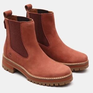 Timberland切尔西靴