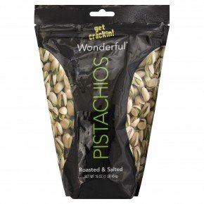 $11.99Wonderful Pistachios, Roasted & Salted 16 oz (1 lb) 454 g