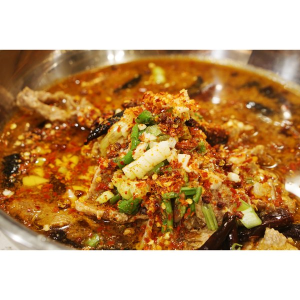 Top RecipeEasy to Make Sichuan Style Boiled Beef