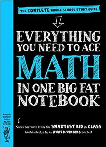 学霸笔记-数学