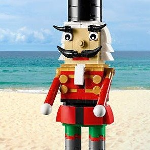 Free Nutcracker with $99+ PurchaseChristmas in July 2-Day Sale @ LEGO Brand Retail