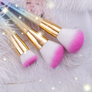 $10.89Docolor 专业化妆刷 梦幻3件套