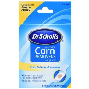 Dr. Scholl's 鸡眼去除贴,6 Count