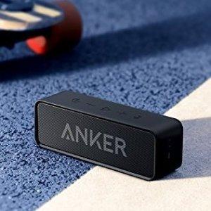 $35.5 (原价$52.99)Anker SoundCore 蓝牙4.0超便携无线音箱