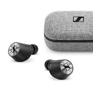 $214 真无线(违反广告法)高音质Sennheiser Momentum 真无线蓝牙耳机