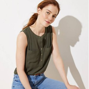 Up to 30% Off + Extra 60% Off $3.95 Get Cover TopLOFT Selected Petites Styles Sale on Sale
