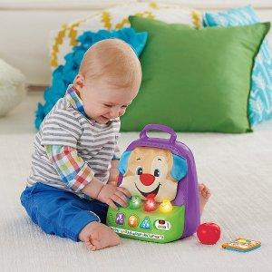 $38.20Fisher-Price 费雪 Laugh & Learn系列益智声光玩具包