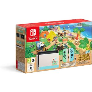Nintendo英亚发货 无需等待动物之森限定版