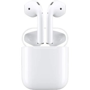 AppleLRXEVFAirPods with Charging Case - 2nd Generation, White | Google Shopping