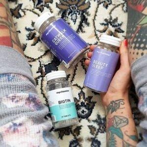 买两件第二件半价 还有多种维生素 月见草油最后一天:MyVitamins 精选美容类保健品折扣热卖 收安心睡眠胶囊