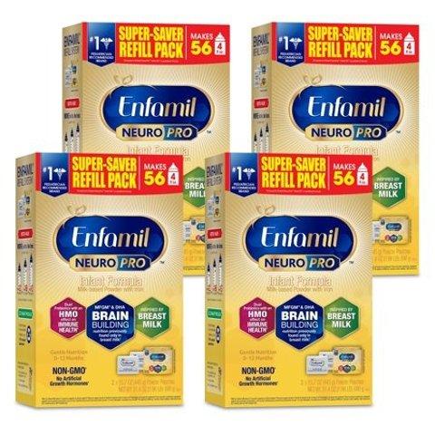 Up to $40 Off, More Combos AddedWalmart October Enfamil & Enfagrow Special Offers