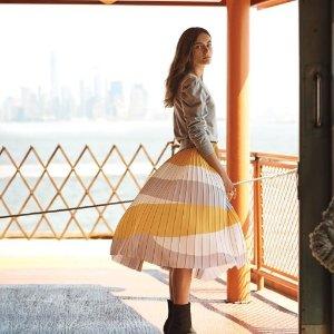 低至3折 仙女连衣裙热卖中Anthropologie 大促区 高颜值美衣配收割你的少女心