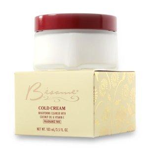 Besame Cosmetics冷霜卸妆膏