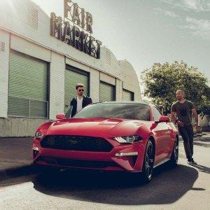狂放野马 美式传奇2018款 Ford Mustang 肌肉跑车