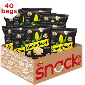 $11.18 一包$0.28Smartfood 白起司爆米花 0.625oz 40包